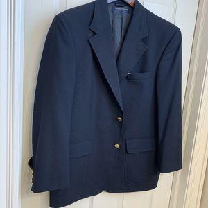 Brooks Brothers navy blazer